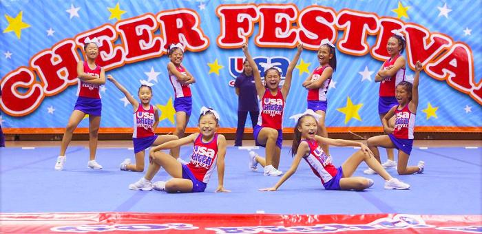 USAチアフェスティバル United Spirit Association , japan - USAジャパン